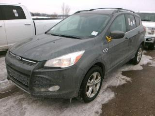 Used 2016 Ford Escape SE  4X4  Navigation for sale in Waterloo, ON
