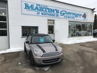 Used 2013 MINI Cooper for sale in St. Jacobs, ON