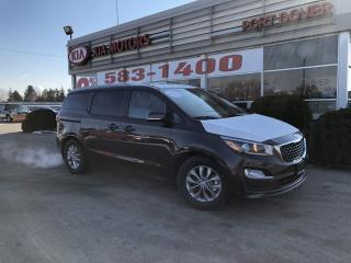 New 2019 Kia Sedona LX+ | Htd Seats & Steering Wheel | 8 Seater for sale in Port Dover, ON