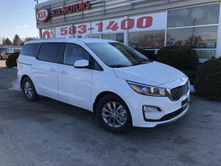 New 2019 Kia Sedona LX+ | Power Doors | Htd Seats |  Smart Liftgate for sale in Port Dover, ON