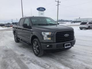 Used 2016 Ford F-150 XLT Sport | 4X4 | One Owner | Navigation for sale in Harriston, ON