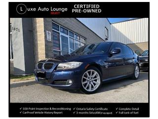 Used 2011 BMW 3 Series 328 xdrive SPORT PKG! BAL. OF EXT. WARRANTY! for sale in Orleans, ON