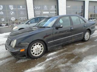 Used 2001 Mercedes-Benz E-Class 3.2L for sale in Guelph, ON