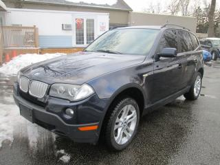 Used 2008 BMW X3 3.0Si for sale in Scarborough, ON