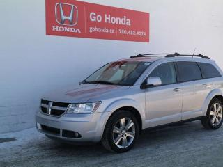 Used 2010 Dodge Journey SXT for sale in Edmonton, AB