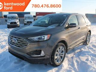 New 2019 Ford Edge TITAN 300A, AWD, 2.0L, Ecoboost, Keyless Entry Keypad, Leather Seats, Power Heated Seats, Auto Start/Stop, Remote Vehicle Start, Reverse Camera for sale in Edmonton, AB