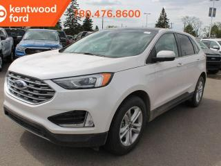 New 2019 Ford Edge SEL 201A, AWD, 2.0L, Ecoboost, Auto Start/Stop, Remote Vehicle Start, Reverse Camera, Power Heated Seats, Keyless Entry Keypad for sale in Edmonton, AB