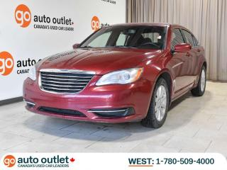 Used 2011 Chrysler 200 LX for sale in Edmonton, AB