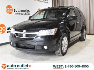 Used 2010 Dodge Journey R/T AWD Sunroof, 7 Pass for sale in Edmonton, AB