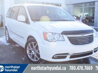 Used 2012 Chrysler Town & Country TOURING/DVD/SUNROOF/BACKUPCAM for sale in Edmonton, AB