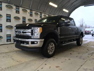 Used 2017 Ford F-350 Super Duty SRW XLT- very capable truck. good for payload, towing, even cruising. for sale in Campbell River, BC