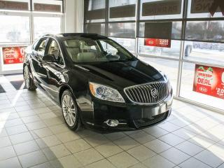 Used 2015 Buick Verano Luxury for sale in Brandon, MB