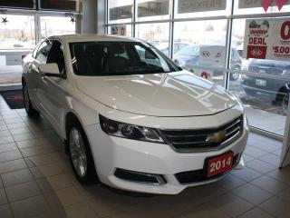 Used 2014 Chevrolet Impala LT for sale in Brandon, MB