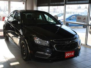 Used 2015 Chevrolet Cruze 1LT for sale in Brandon, MB