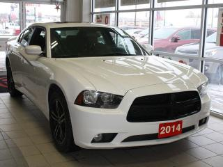 Used 2014 Dodge Charger SXT for sale in Brandon, MB