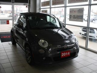 Used 2014 Fiat 500 Sport for sale in Brandon, MB