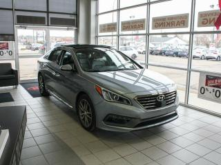 Used 2015 Hyundai Sonata 2.0T ULTIMATE for sale in Brandon, MB