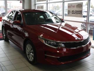 Used 2018 Kia Optima BLACK for sale in Brandon, MB