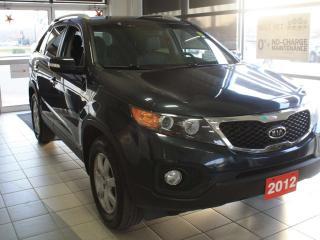 Used 2012 Kia Sorento LX for sale in Brandon, MB