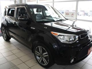 Used 2016 Kia Soul SX 4dr FWD Hatchback for sale in Brandon, MB