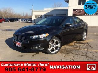 Used 2015 Ford Fusion SE  NAV CAM 10W-P/SEAT BT ALLOYS for sale in St. Catharines, ON