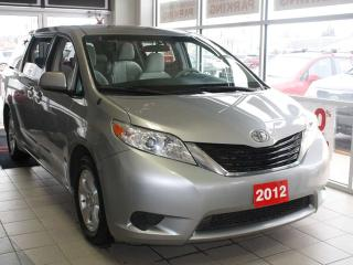 Used 2012 Toyota Sienna LE 4dr FWD 4-Door for sale in Brandon, MB