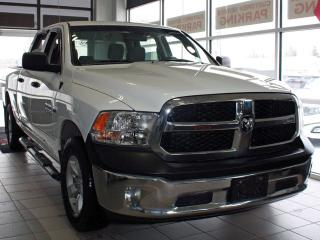Used 2016 RAM 1500 ST for sale in Brandon, MB