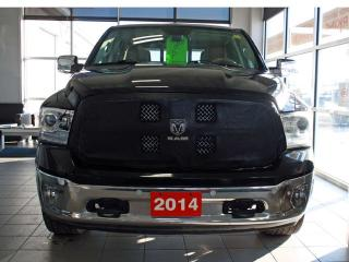 Used 2014 RAM 1500 Longhorn for sale in Brandon, MB
