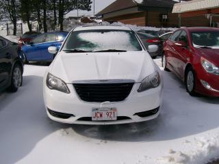 Used 2012 Chrysler 200 S for sale in Saint John, NB