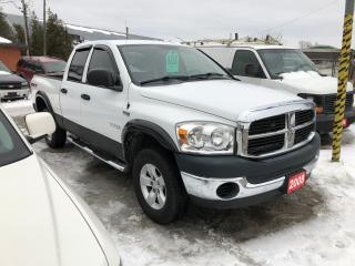 Used 2008 Dodge Ram 1500 SLT for sale in Bradford, ON
