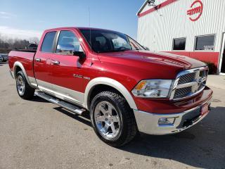 Used 2009 Dodge Ram 1500 Laramie for sale in Tillsonburg, ON