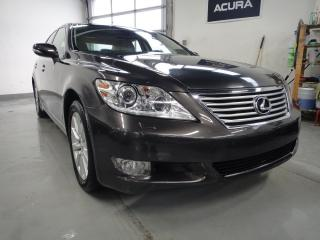 Used 2010 Lexus LS 460 AWD,NAVI,NO ACCIDENT MINT for sale in North York, ON