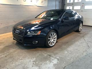 Used 2010 Audi A5 2.0L for sale in North York, ON