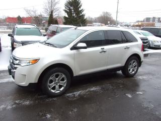 Used 2011 Ford Edge SEL for sale in Waterloo, ON
