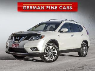 Used 2015 Nissan Rogue SL**NAVIGATION,AWD, 360 DEGREE CAM** for sale in Bolton, ON