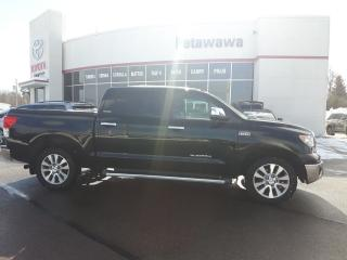 Used 2011 Toyota Tundra Limited  for sale in Pembroke, ON