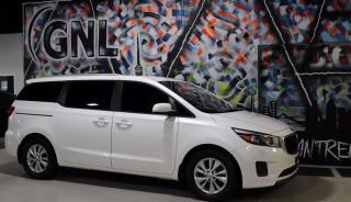 Used 2017 Kia Sedona LX+ for sale in Concord, ON