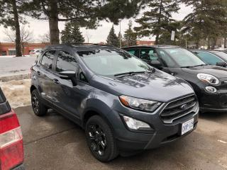 Used 2018 Ford EcoSport SES for sale in Toronto, ON