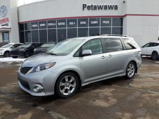 Used 2013 Toyota Sienna SE for sale in Pembroke, ON