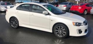 Used 2017 Mitsubishi Lancer SE LTD for sale in Duncan, BC