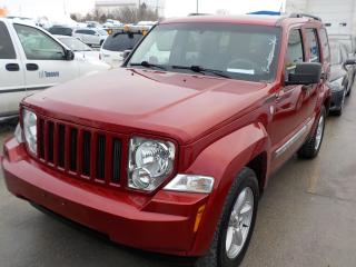 Used 2010 Jeep Liberty Sport for sale in Innisfil, ON