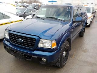 Used 2009 Ford Ranger SUPER CAB for sale in Innisfil, ON