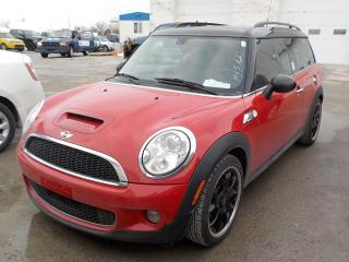 Used 2010 MINI Cooper Clubman S for sale in Innisfil, ON