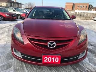 Used 2010 Mazda MAZDA6 GT for sale in Hamilton, ON