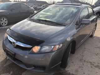 Used 2010 Honda Civic EX-L for sale in Hamilton, ON