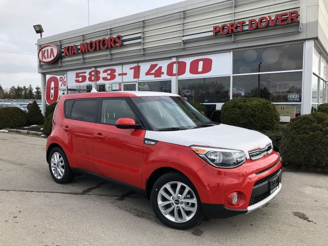 2019 Kia Soul EX | Htd Seats & Steering Wheel | Bluetooth