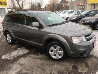 Used 2012 Dodge Journey SXT/ POWER GROUP/ POWER SEATS/ ALLOYS/ LOADED! for sale in Scarborough, ON