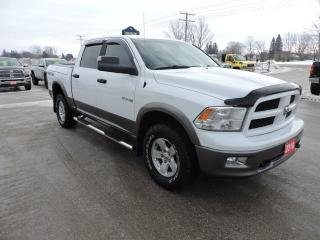 Used 2010 Dodge Ram 1500 TRX. Navigation.DVD. Ram box storage. for sale in Gorrie, ON