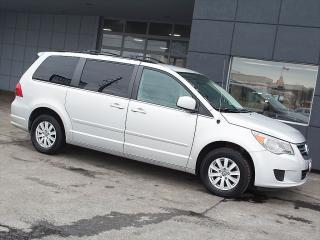 Used 2010 Volkswagen Routan COMFORTLINE|PWR. SLIDING DOORS|ALLOYS for sale in Toronto, ON