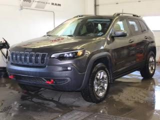 Used 2019 Jeep Cherokee Trailhawk Elite for sale in Halifax, NS